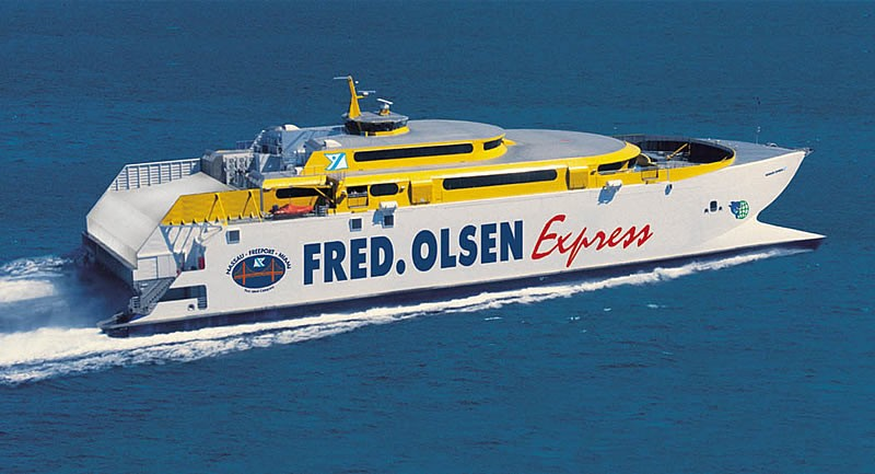 Fred Olsen Net Worth