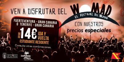 Edici n 2011 del world of music arts and dance for Oficina fred olsen santa catalina