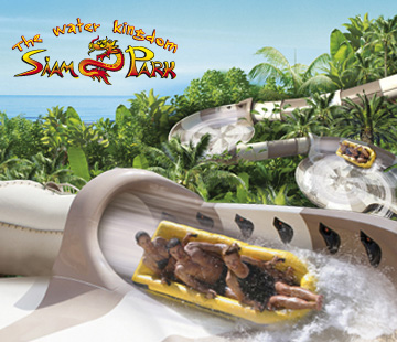 Fast Ferry + Ticket Siam Park